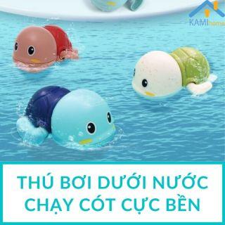 Bộ 3 Thú bơi dưới nước chạy dây cót không cần pin thumbnail