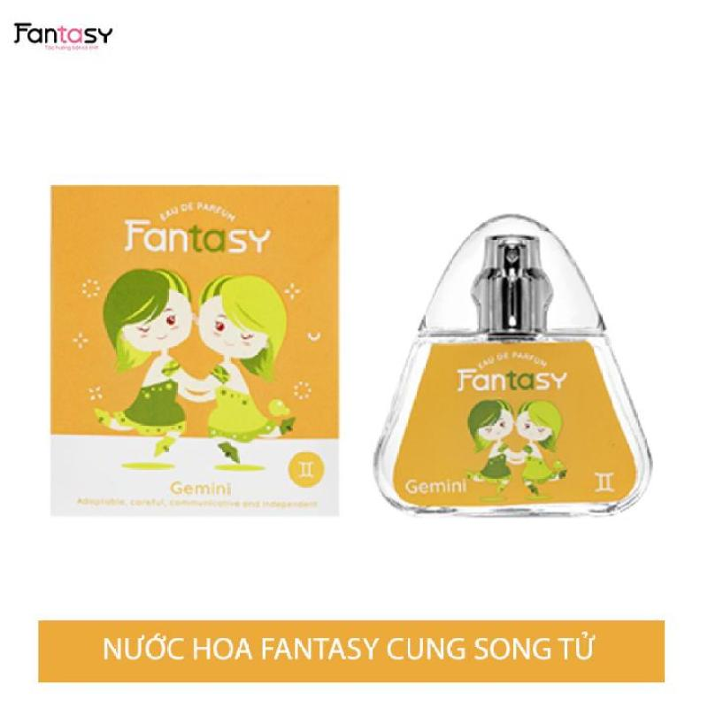 Nước hoa Fantasy 12 cung hoàng đạo - Song Tử (Gemini) 20ml