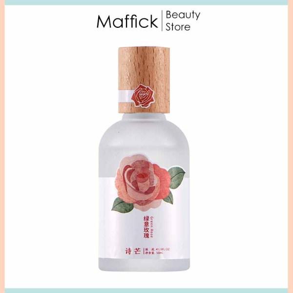 Nước hoa body mist shimang nắp gỗ thơm lâu dịu dàng SNHG1 Maffick
