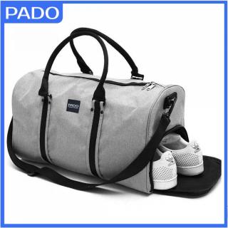 Túi Xách Du Lịch Thời Trang Có Ngăn Đựng Giày PADO P367D thumbnail