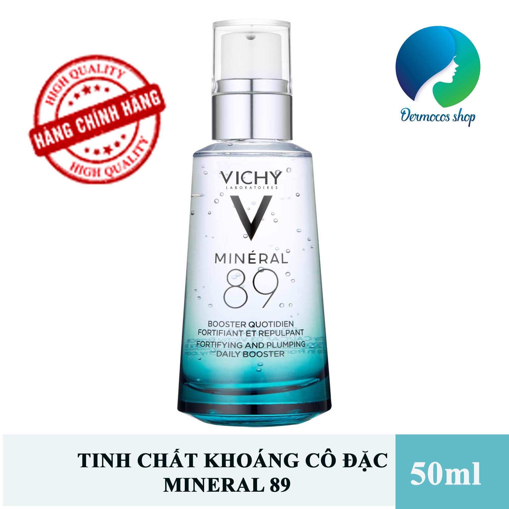 Dưỡng Chất ( Serum) Giàu Khoáng Chất Vichy Mineral 89 Giúp Da Sáng Mịn Và Căng Mượt 50ml - DMCMP089 Siêu Giảm Giá