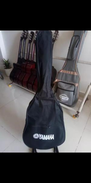 Đàn Guitar Acoustic Cao cấp cho người mới tập chơi KBD MS 2020 + Sách hướng dẫn, bao yamaha