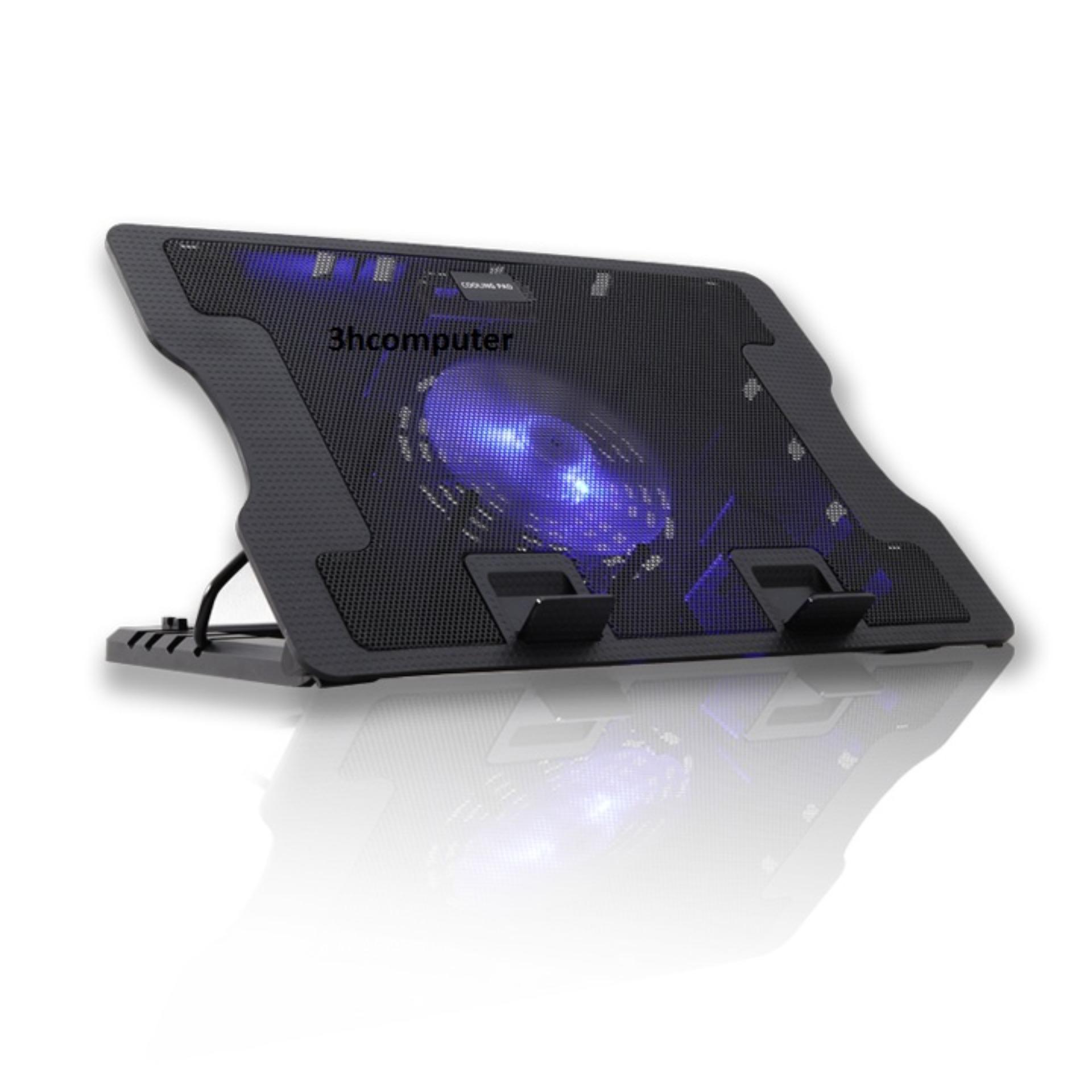 Đế Tản Nhiệt Laptop N88 - 1 Quạt Giải Nhiệt Cực Nhanh