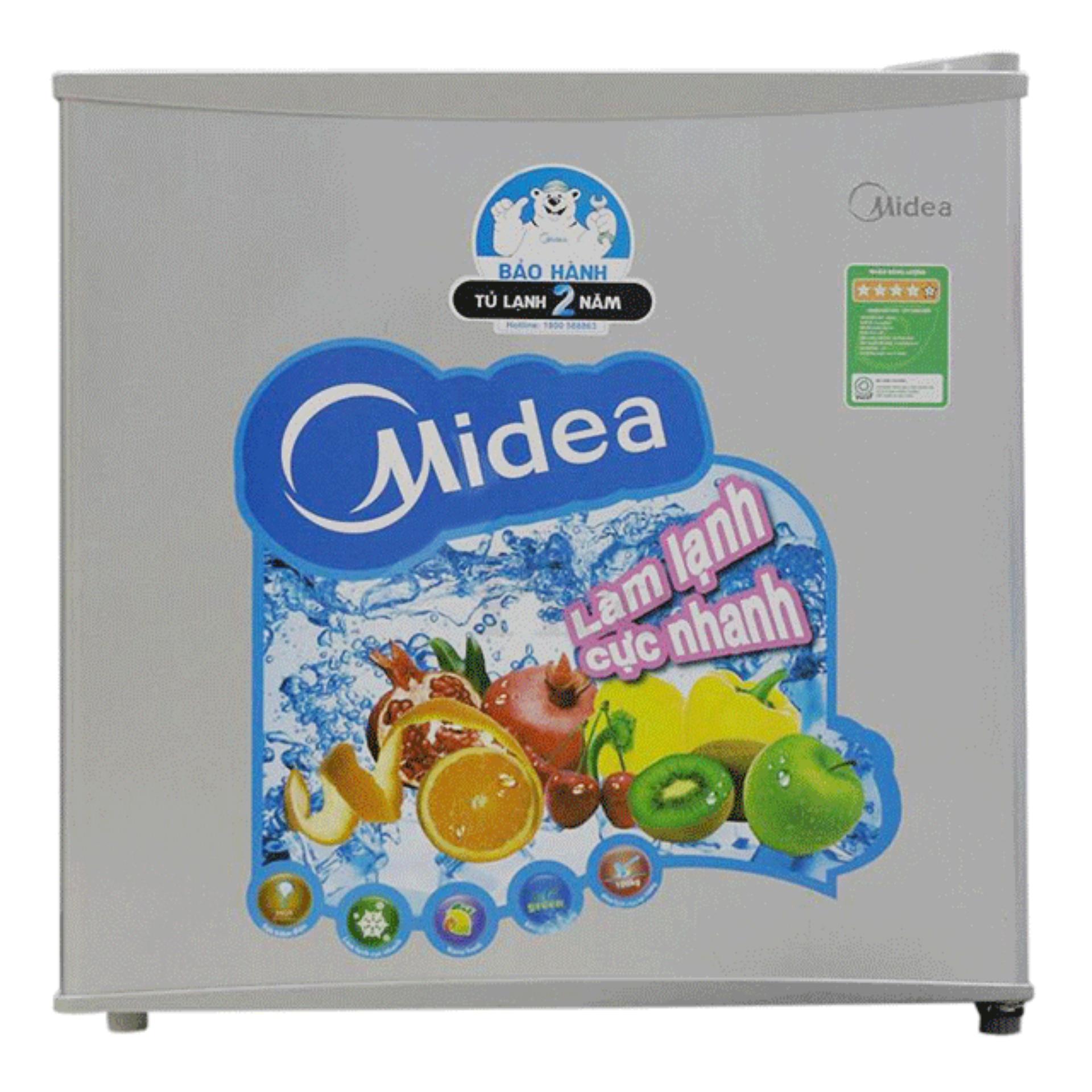 Tủ lạnh mini Midea HS-65SN 65 lít