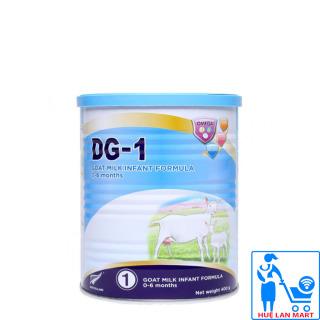 Sữa Bột DG-1 Goat Milk Infant Formula Hộp 400g (Dành cho trẻ từ 0 6 tháng tuổi) thumbnail