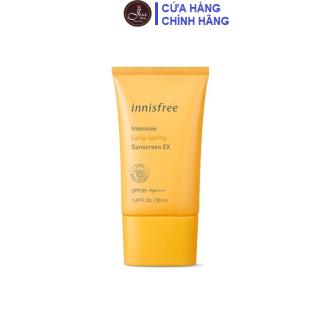 Kem Chống Nắng Innisfree Long Lasting Sunscreen EX SPF50+ PA++++ 50ml thumbnail