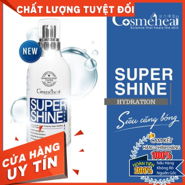 [HÀNG NHẬP KHẨU] Kem Cấp Nước, Kem Cấp Ẩm Giúp Da Căng Mịn, Chống Lão Hóa Cosmeheal Supershine Hydration nhập khẩu