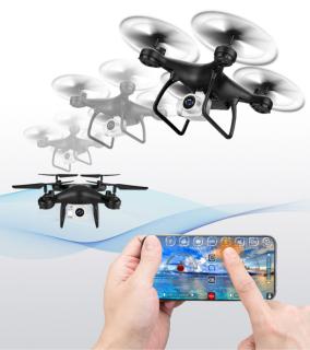 Top 1 Máy Bay Không Người Lái Điều Khiển Từ Xa RCTOWN HJ14 Với Camera 2.0mp Điều Khiển Từ Xa Quadcopters,Máy Bay Không Người Lái Chụp Ảnh, Quay Phim Từ Xa Qua Wi-Fi, Đồ Chơi Quà Tặng, UAV, Pixel, 200W, HJ14W thumbnail