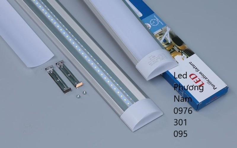 Đèn led bán nguyệt 60cm và 1m2