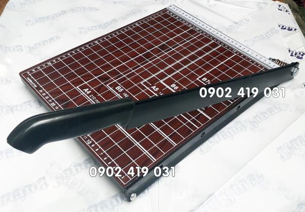 Mua Bàn Cắt Giấy A4 [ Bàn Gỗ Paper Cutter A4, B5, A5, B6, B7 ]