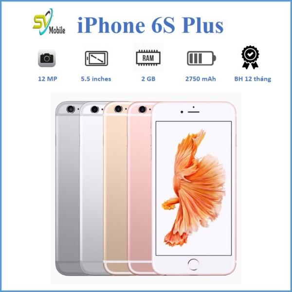 [Trả góp 0%]Điện Thoại iPhone 6S Plus 64GB QUỐC TẾ- Chính Hãng Apple. Tặng Full Phụ Kiện Khi Mua Máy