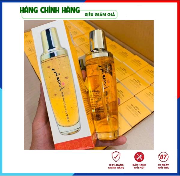 [Hàng Auth Hàn Quốc] Serum vàng 24k - Serum dưỡng trắng da dưỡng ẩm tinh chất vàng 24k cao cấp Labelage Hàn Quốc 130ml