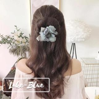 (Combo 3 chiếc) Dụng cụ buộc tóc Magic Hair - Dây buộc tóc - phụ kiện chăm sóc tóc cho phụ nữ - phụ kiện thời trang nữ - kẹp tóc- dây cột tóc phụ kiện cho tóc - dây buộc tóc cho phụ nữ thumbnail