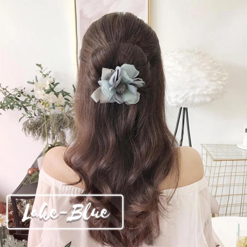 (Combo 3 chiếc) Dụng cụ buộc tóc Magic Hair - Dây buộc tóc - phụ kiện chăm sóc tóc cho phụ nữ - phụ kiện thời trang nữ tốt nhất