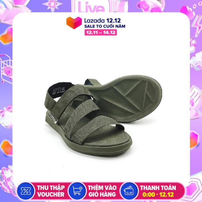 Giày Nam Sandals Shondo SHAT F5M (Xanh rêu) - F5M001 giá rẻ