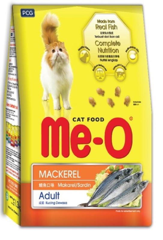 Thức Ăn Cho Mèo Trưởng Thành Trên 10 Tháng Tuổi Me-O Adult 350Gr Đủ Vị