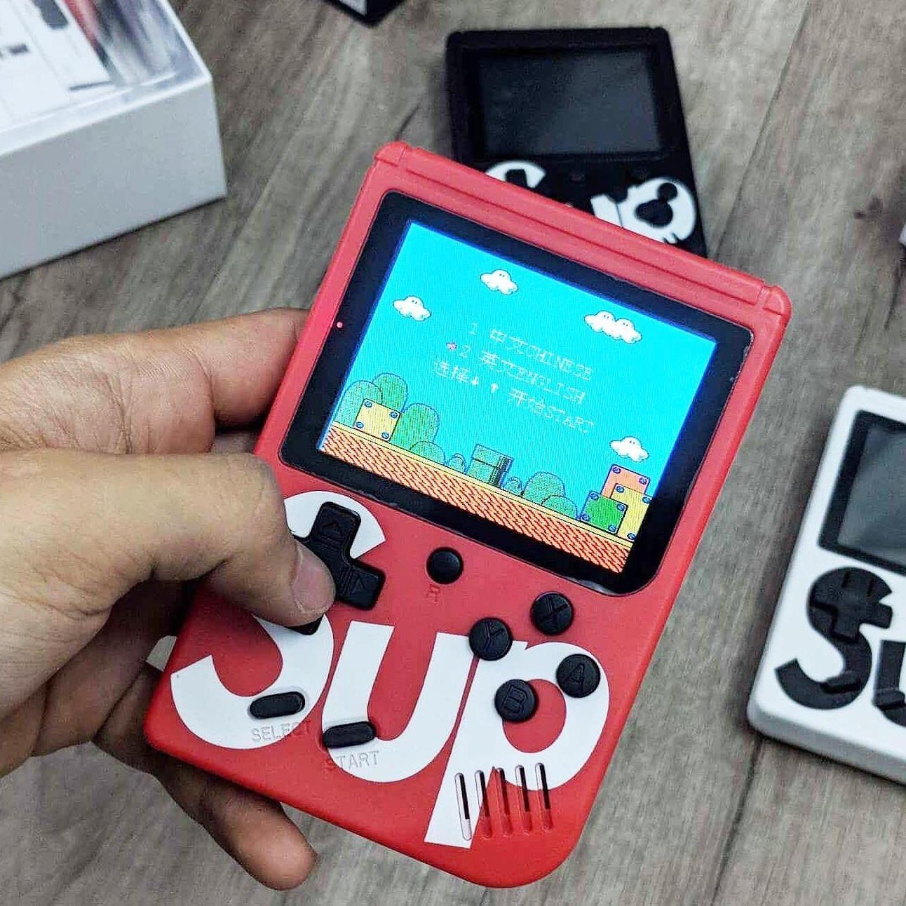 (GIÁ RẺ MỆT XỈU) Máy chơi 400 game Sup game box G1 Plus