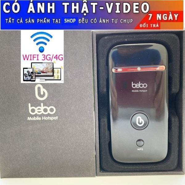 Bảng giá Bộ Phát Wifi 3G tốc độ 21.6Mbps ZTE MD65 BEBO  - Phiên bản mới nhất - Tặng siêu sim 4G Phong Vũ