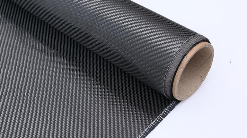 Vải carbon Twill 3k-200g/m2