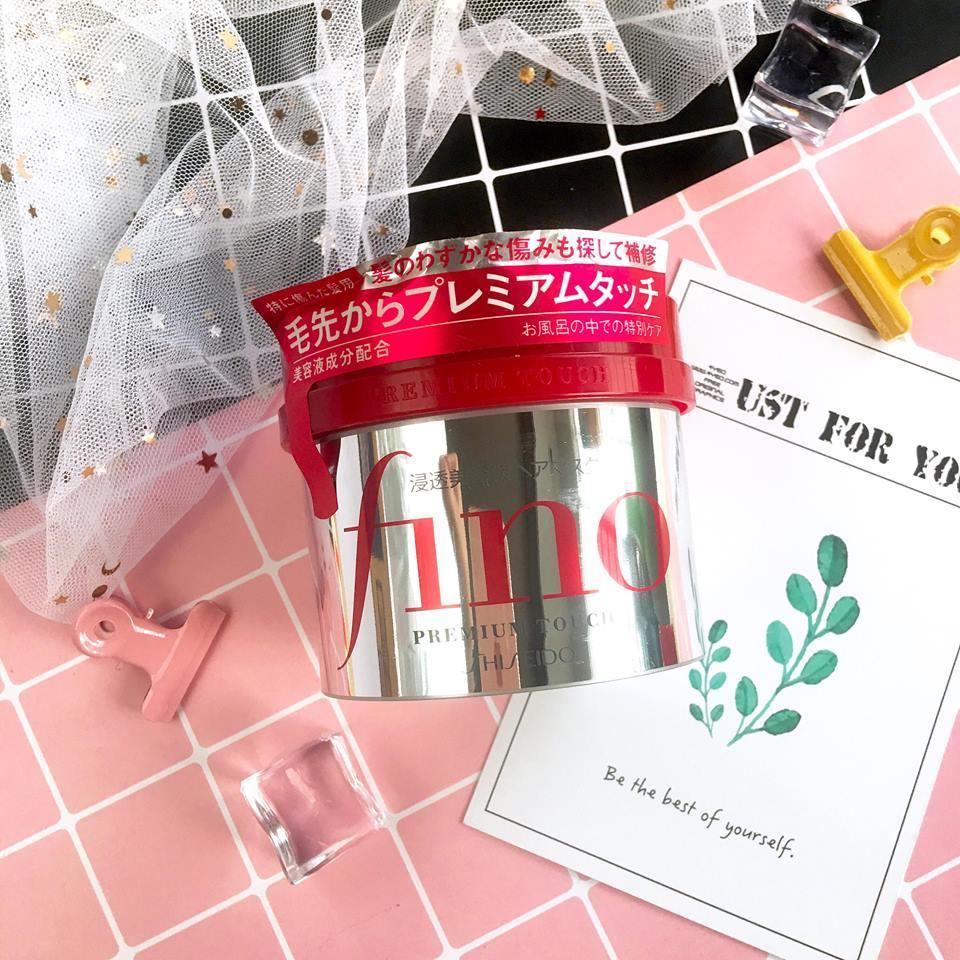 Chương Trình Ưu Đãi cho [CHÍNH HÃNG] Kem Ủ Tóc Fino Của Shiseido Nhật Bản - 230g - Miyami