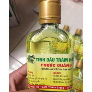 Tinh dầu tràm Phước Quảng 100ml thumbnail