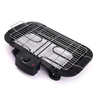 BẾP NƯỚNG KHÔNG KHÓI ELECTRIC BARBECUE GRILL, bếp nướng thịt không khói - BẢO HÀNH 6 THÁNG thumbnail