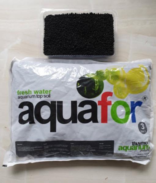 Phân Nền Thủy Sinh Aquafor Topsoil 500Gr (chiết)