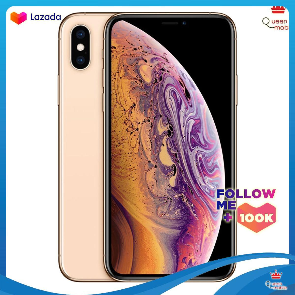 Điện Thoại iPhone XS 256GB - Hàng Nhập Khẩu - Gold