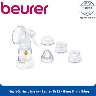 Máy hút sữa bằng tay Beurer BY15 - Hàng Chính Hãng thumbnail
