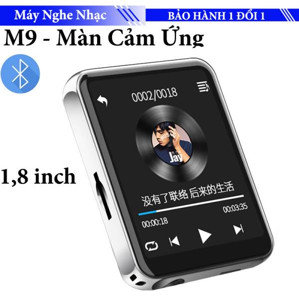 Máy nghe nhạc Ruizu M9 MP3 có Bluetooth cao cấp Ruizu M9 - Hifi Music Player - Màn hình cảm ứng 1.8inch - Lossless