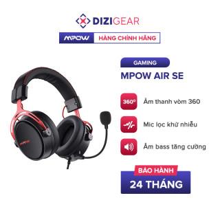 Tai Nghe Gaming MPOW AIR SE BH439A Công Nghệ Âm Thanh Vòm Đa Hướng Spatial Surround, Extra Bass, Micro Khử Nhiễu thumbnail