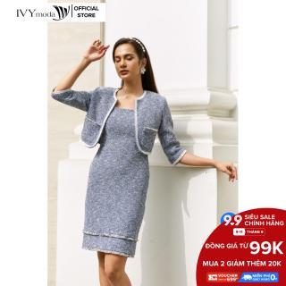 Áo khoác nữ IVY moda MS 66C5710 thumbnail