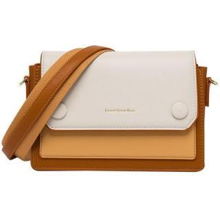 Túi đeo vai nữ đính cúc thanh lịch phiên bản hai dây đeo thời trang DV097 thumbnail