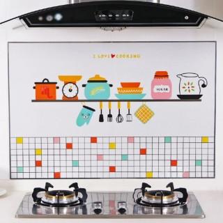 Giấy Dán Bếp Cách Nhiệt 3D Mẫu Mới thumbnail