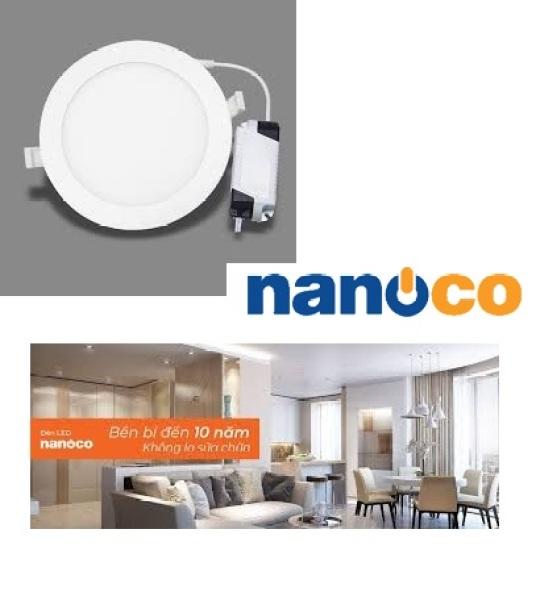 [HCM]Đèn Led Âm Trần Tròn 12W Nanoco NSD1261