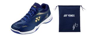 Giày cầu lông Yonex SHB 65Z2 Sapphire Navy (Momota) New 2020 thumbnail