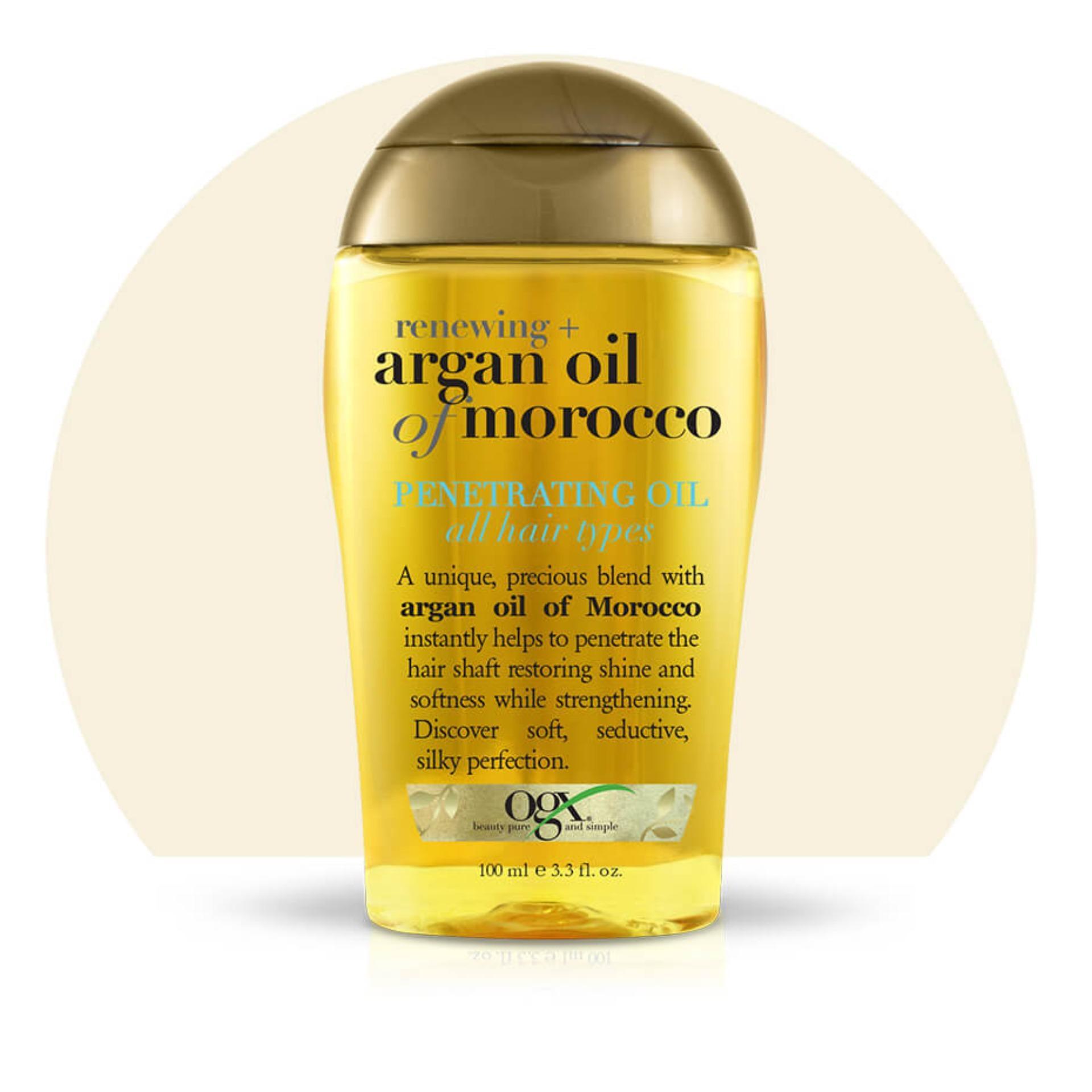 Tinh dầu dưỡng tóc OGX Dành Cho Mọi Loại Tóc- Penetrating Oil 100ML