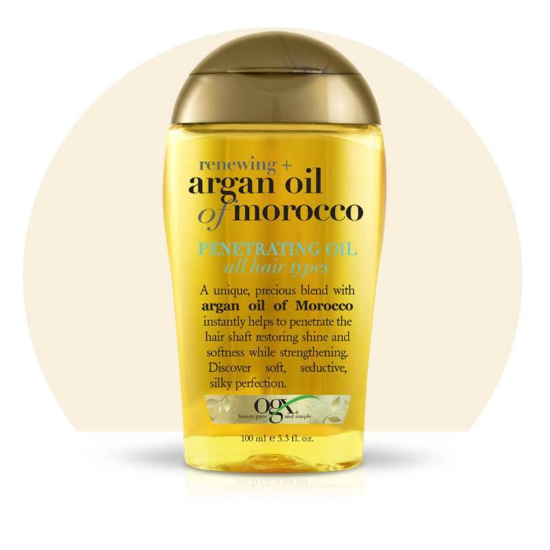 Tinh dầu dưỡng tóc chuyên sâu OGX Dành Cho Mọi Loại Tóc- Penetrating Oil 100ML