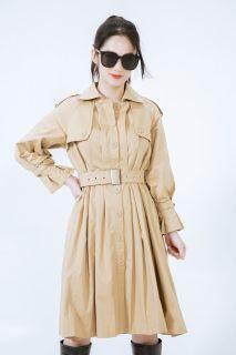 Váy xòe cá vai tay zaclang CChat Clothes thumbnail