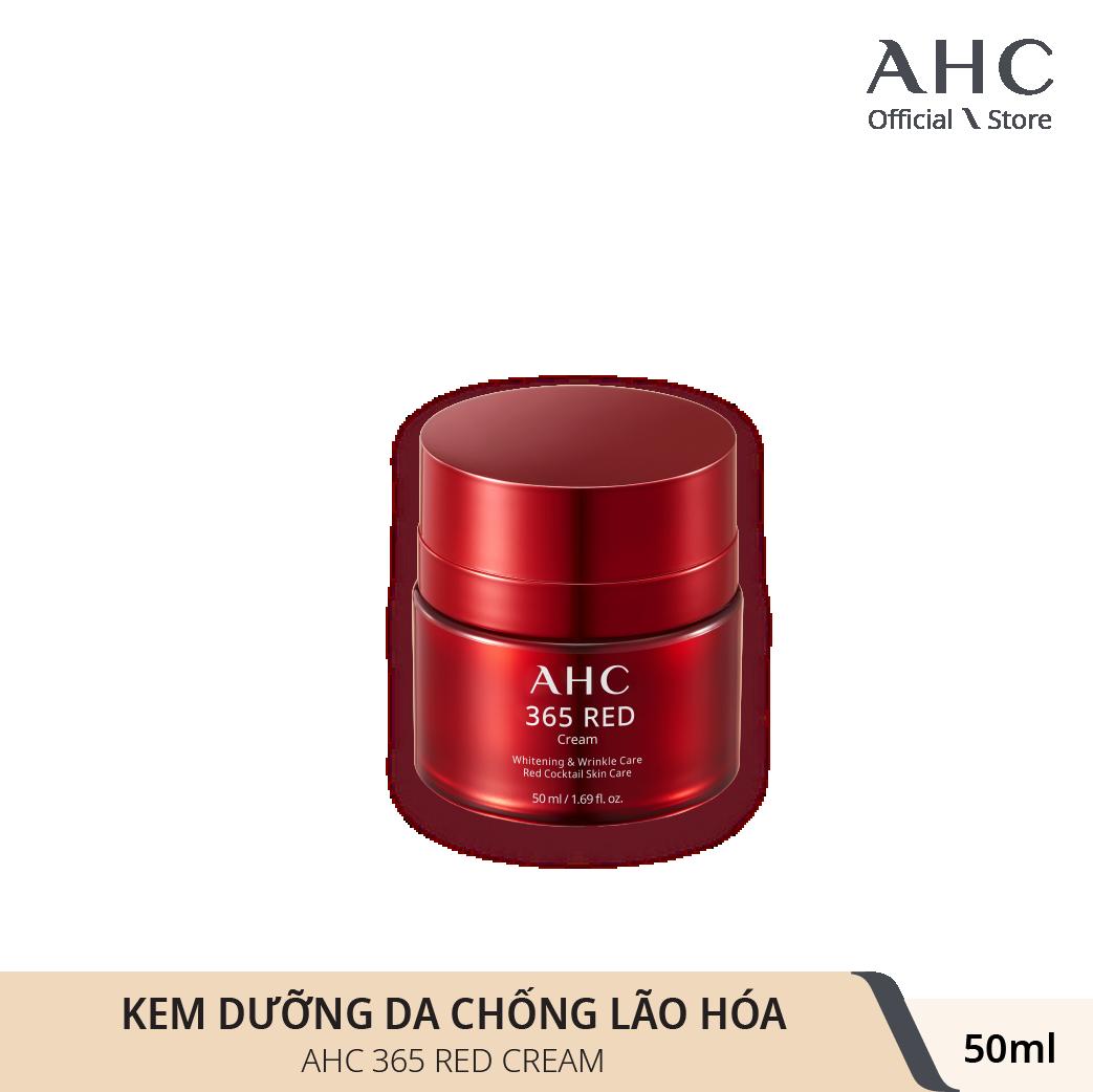 Kem Dưỡng Chống Lão Hoá AHC 365 Red 50ml