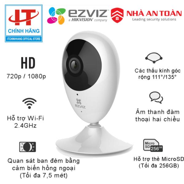 Camera C2C Ezviz CS-CV206-C0-1A1WFR 720P
