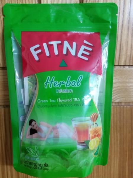 Trà Fitne Herbal vị chanh, mật ong giá rẻ