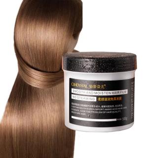 Mặt nạ dưỡng tóc nâng cao Amino Acid, Mặt nạ dưỡng tóc nuôi dưỡng da đầu[500g]Dưỡng tóc sâu chăm sóc dưỡng tóc hư tổn xoăn, dưỡng tóc giúp tóc mềm mượt, dày hơn, bảo vệ tóc trước tia UV. thumbnail
