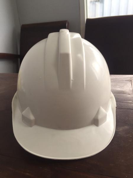 [Combo] 10 cái mũ bảo hộ lao động loại thường (màu trắng)
