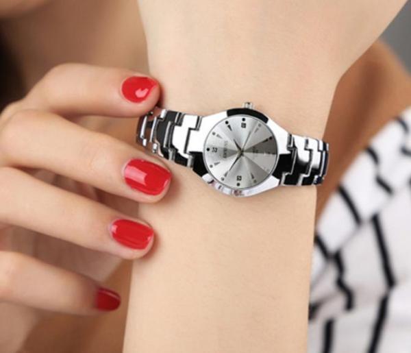 Nơi bán Đồng hồ nữ cao cấp LAWRUNS chống trầy chống nước