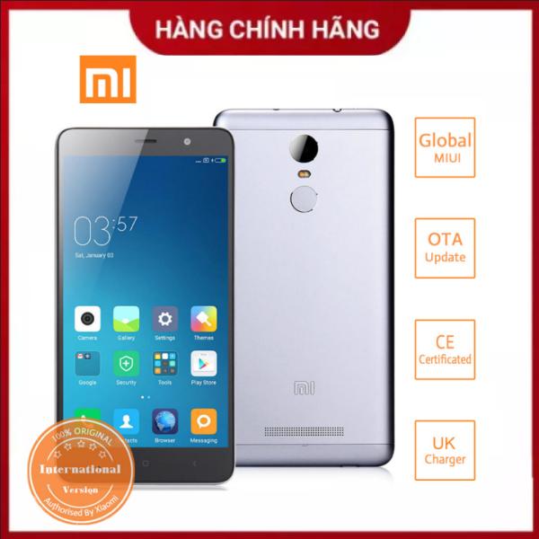[HCM][Rẻ Hơn Hoàn Tiền] Điện Thoại Smartphone Xiaomi Redmi Note 3 Pro 3GB/32GB Chơi Game Cực Đỉnh Bao Giá Thị Trường