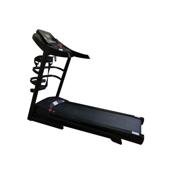 Máy chạy bộ thể dục đa năng Air Bike T500 PLUS - Màu đen - Mẫu 2020