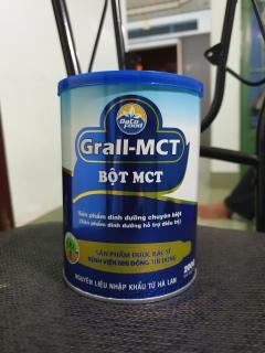 Bột MCT-Medium Chain Triglycerid bột tăng cân trẻ em thumbnail