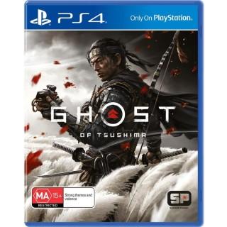 Đĩa game Ghost Of Tsushima PS4 thumbnail