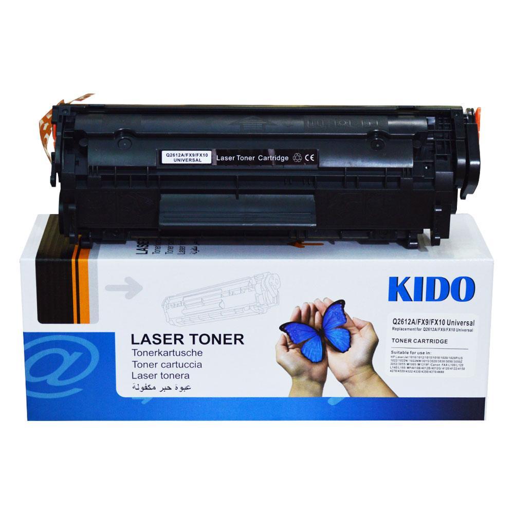 Giá Hộp mực KIDO 12A dùng cho máy in HP LJ 1010/ 1020/ 3030/ 3050/ Canon LBP 2900/ 3300/ MF 4000/ 4100